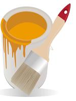 Работы по покраске