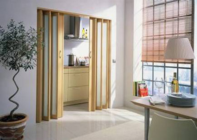 Офисная дверь-ширма