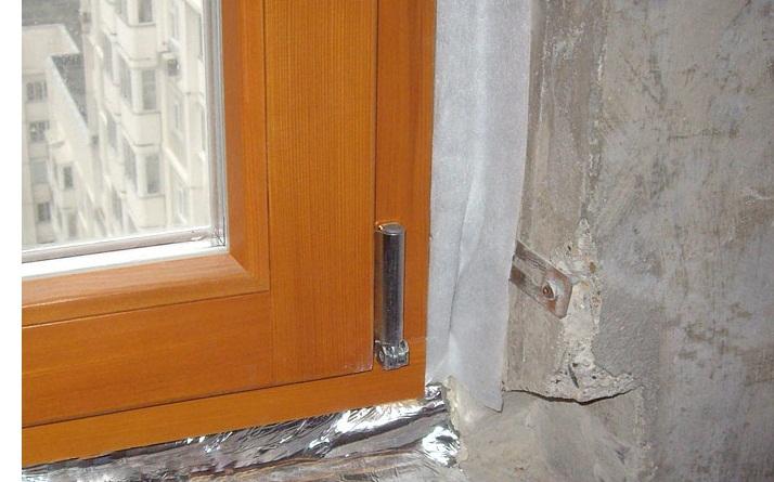 пароизолированное окно