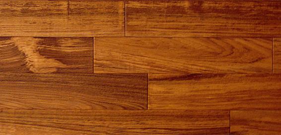 Террасная доска из древесины тика
