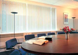Световое оформление переговорной комнаты