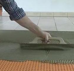 Советы по укладке керамической плитки на пол