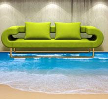 Наливные полимерные полы