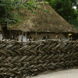 Как сделать плетёный забор
