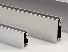 Алюминиевый плинтус для кухонной столешницы