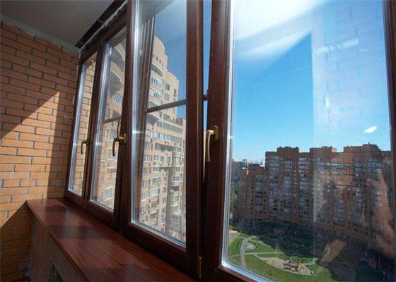 Возможные варианты остекления балконов и лоджий. обзор попул.