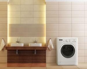 Место для стиральной машины