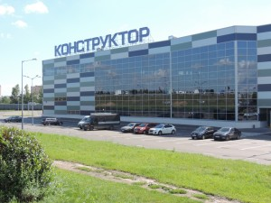 """Новый комплекс """"Конструктор"""""""