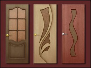Цельноклееные двери