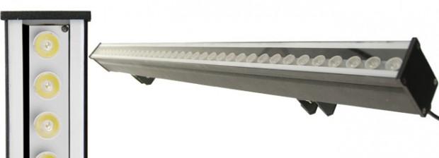 Светодиодный фонарь для подсветки зданий