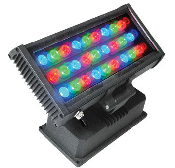 Многоцветный архитектурный LED прожектор