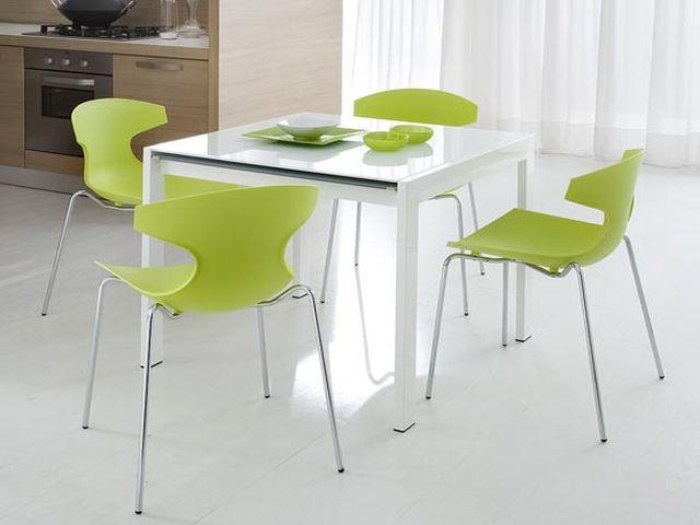 комплект кухонный: стол со стульями