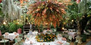 Зимний сад в провансальском стиле