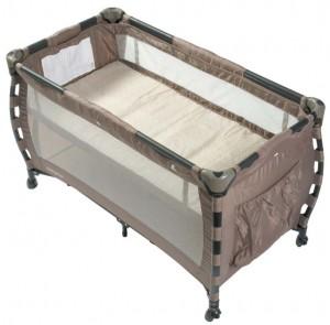 Кровать-манеж