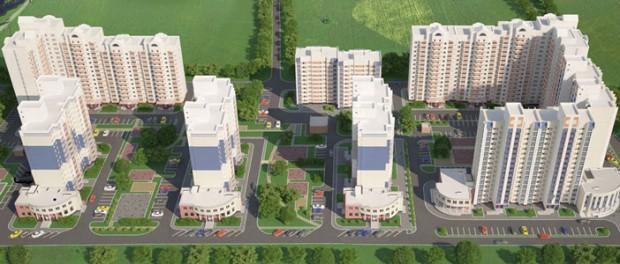 План-макет Андреевского квартала