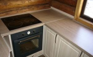 Столешницы для кухни на дачу