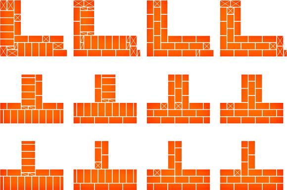 Схема кладки кирпичных стен и углов: http://moscowsad.ru/sxema-kladki-kirpichnyx-sten-i-uglov.html