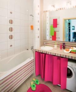 Ремонт в малогабаритной ванной комнате