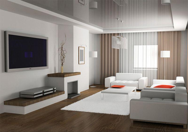 Цвет пола в гостиной фото