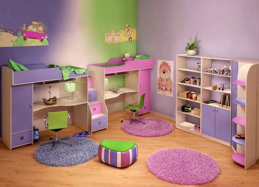Дизайн комнаты для ремонта