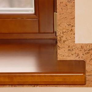 Как самостоятельно заменить подоконник деревянного окна?