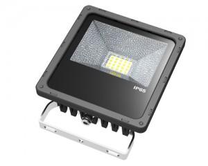 Конструкция светодиодного прожектора