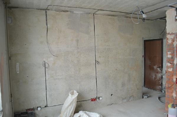 Замена старой проводки в квартире