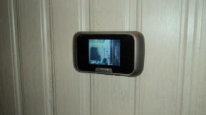 Видеоглазок на входную дверь своими руками