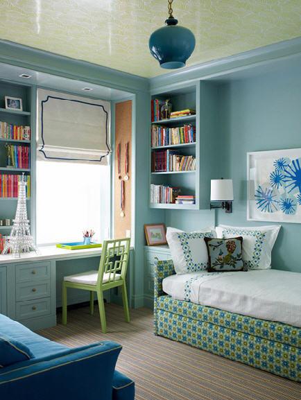 Идеи для комнаты школьника