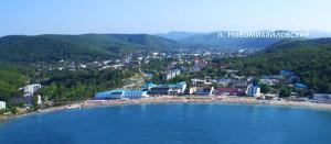 прибрежная жилая зона Геленджик