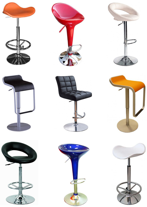 фото барных стульев