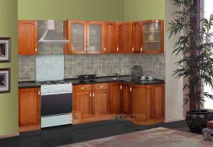 стандартный кухонный гарнитур
