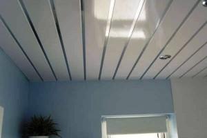 Влажное помещение - простой способ создания потолка
