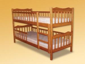 Двухъярусная детская кровать: как сделать своими руками
