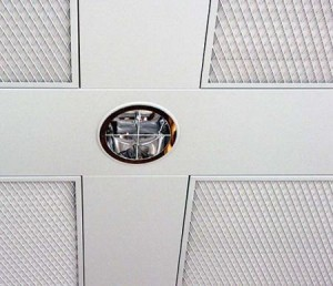 Нестандартные подвесные потолки