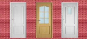 выбор качественной межкомнатной двери