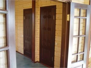 выбрать межкомнатные двери для дачи