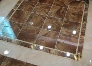Глазурованная кафельная плитка для укладки на пол