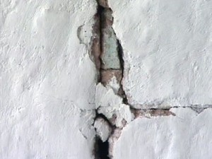 Трещины в зданиях