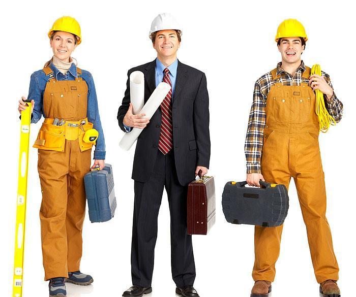Контроль строительной бригады