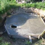 Выгребная яма для дачи