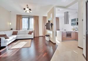 свободная планировка квартиры