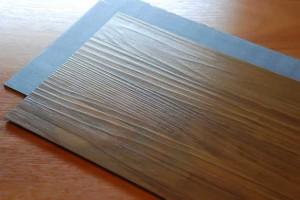 Виниловое напольное покрытие