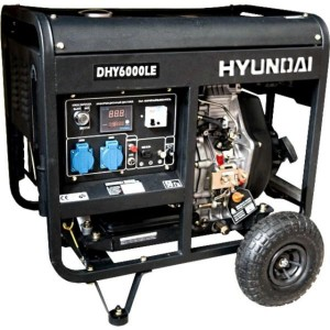 Hyundai DHY 6000LE