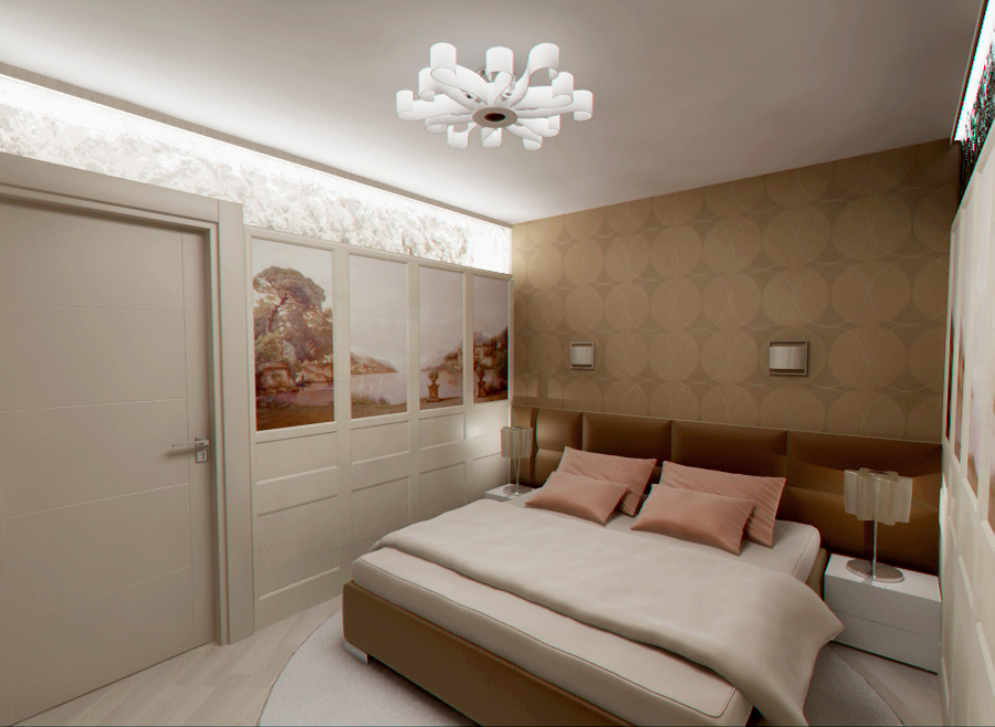 Комната без окна дизайн фото