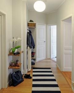 оформить пустой угол в комнате