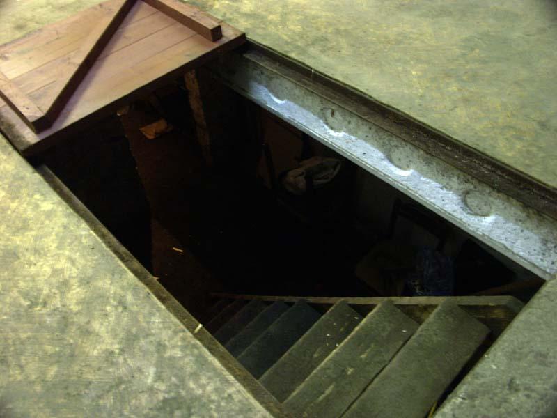 Как сделать изотермический Лестницы на даче своими