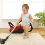Как произвести чистку ковролина в домашних условиях