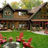Дом в стиле ранчо: главные особенности