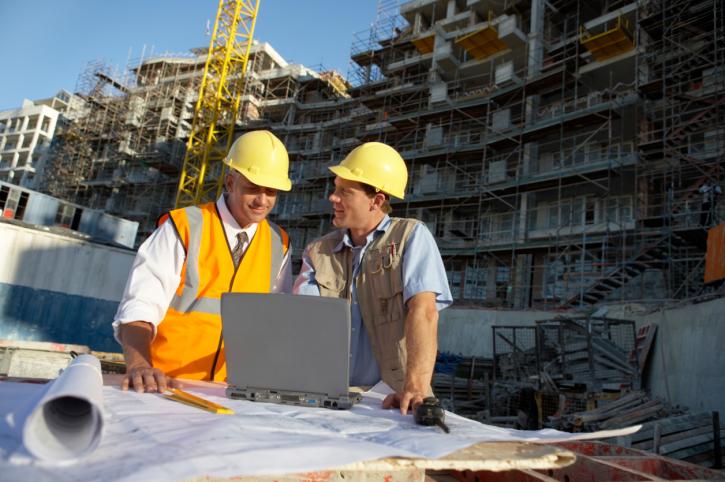 Использование различных материалов при строительстве
